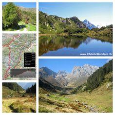 Einfache Höhenwanderung: Gurtnellen - Intschialp - Arnisee (3h 30min)