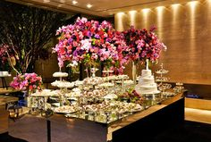 #Romântico #Decoração #Marriage #Wedding #Romantic #Pink