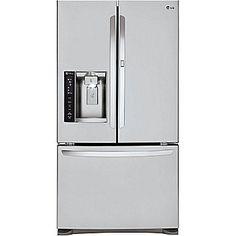 LG 24 or 27 cu ft French Door Refrigerator w/ Door-in-Door