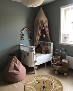 Baby Bedroom, Nursery Room, Girls Bedroom, Toilet Room Decor, Baby Room Decor, Newborn Room, Dorm Room Designs, Bed Tent, Baby Room Design