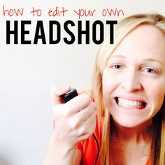 Welcome to part two of the Creative Geekery series on taking your own headshot! If you missed part one, swing over there and then come back here to learn how to edit your own headshot. So you have taken some great headshots of yourself but unless the stars were totally aligned, you might need a …