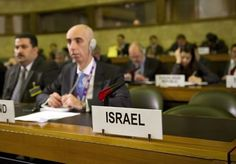 Israel Boycotts UN 'Human Rights Council'  And the Obama administration is not pleased.