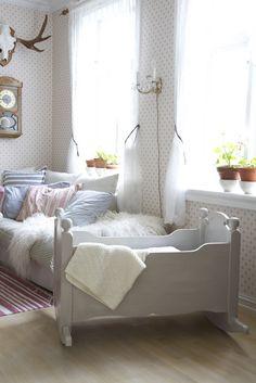Lief huiskamer wiegje