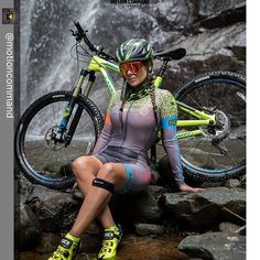 As a beginner mountain cyclist, it is quite natural for you to get a bit overloaded with all the mtb devices that you see in a bike shop or shop. There are numerous types of mountain bike accessori… Women's Cycling, Cycling Girls, Cycling Outfit, Cycle Chic, Bicycle Women, Road Bike Women, Bicycle Girl, Mountain Biking, Best Mountain Bikes