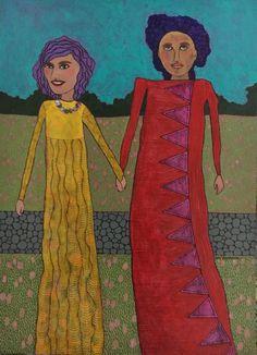 """""""Best Friends"""" by Bev Tippmann"""