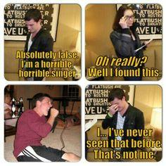 Oh, Josh