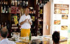 Show-cooking a Expo 2015