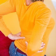 Stop Back Pain Before It Starts