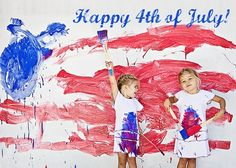 Happy 4th of July (Forth of July) #Wishes & #Greeting #MessageCard & Ecard Image #AmericaIndependenceDay