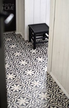 traditional popham design - available at beachhousetilestudio | For those with a love of beautifull tiles and design