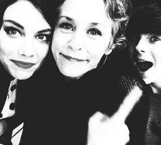 Lauren, Melissa, and Chandler