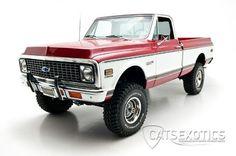 1970 Chevrolet : Cheyenne C-10  I want this truck!