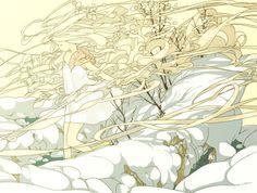 ホワイト 白い吐息があたためる世界。わたしは春を待つ。 (2011)