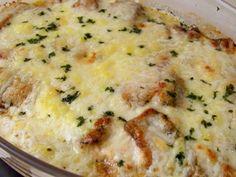 Imagem da receita Peixe à delícia Cearense