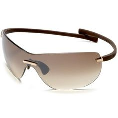 TAG Heuer Zenith 5109-208 Sunglasses,Brown Frame/Brown Gold Lens,one size $290.00