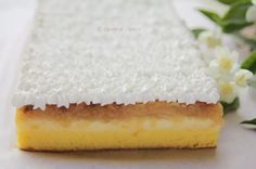 Desert Recipes, Vanilla Cake, Carne, Cheesecake, Food And Drink, Sweets, House, Recipes, Cook