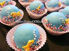 FishCakeBalls  UnderTheSea Cake Balls