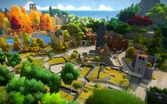 The Witness - GeekPédia  #thewitness #games #geek #nerd #geekando