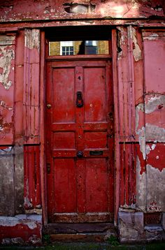 The doors by Arleta Rogozinska