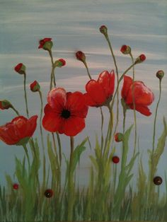 Poppies by BeenButtoned