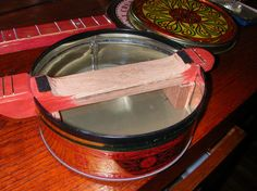 The Cookie Tin Variety: a community image bank - Cigar Box Nation