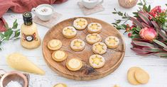 Camembert Cheese, Dairy, Food And Drink, Cookies, Oven, Food And Drinks, Food Food, Christmas, Crack Crackers