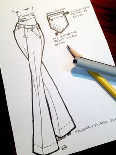 Trouser Pant Illustration