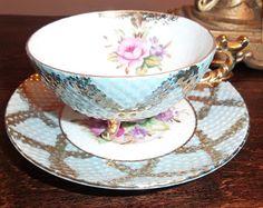 Castle© Tea Cup and Saucer Set