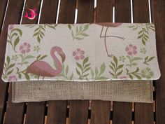 Clutch Bag, Burlap, Reusable Tote Bags, Hessian Fabric, Clutch Bags, Clutches, Jute, Canvas