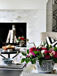 bright & beautiful fall home tour via @gwhkristy Bliss at Home