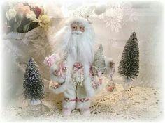 White Santa