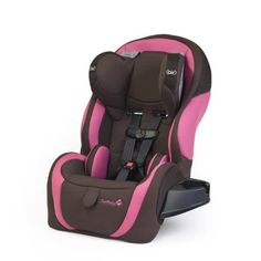 Safety Complete Air 65 Convertible Car Seat, Raspberry Rose by Safety at the Best Toddler Car Seats Best Toddler Car Seat, Best Car Seats, Dog Car Seats, Convertible, Rear Facing Car Seat, Travel Car Seat, Car Seat And Stroller, Child Safety, Beautiful Babies