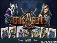 Epic Arena  Android Game - playslack.com , a tactical betting , where two militaries combat in the tract. Become the contestant of this combat!