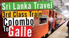 Check out our first train journey in Sri Lanka! 😁#WanderlustLama #SriLankaTravel #TrainsInSriLanka #Adventure #SriLankaDestinations #Colombo #Galle #3rdClassTrain #TrainTravel