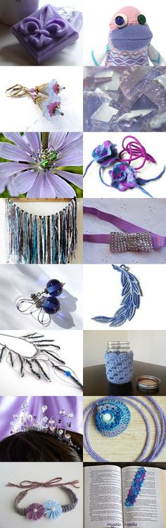 Periwinkle  by Cassie on Etsy--Pinned with TreasuryPin.com