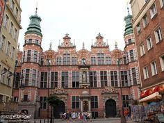 Wielka #Zbrojownia, #Gdańsk, #Poland
