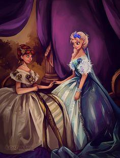 frozen, princess, and elsa image Frozen Disney, Disney Magic, Elsa Frozen, Frozen Art, Frozen Queen, Queen Elsa, Arte Disney, Disney Art, Disney Movies