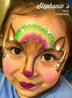 This would be great with a red/white/green striped split cake rainbow and a red … Dieses würde mit einem rot / weiß / grün gestreiften [. Animal Face Paintings, Animal Faces, Body Picture, Face Photo, Face Painting Designs, Body Painting, Monkey Face Paint, Christmas Face Painting, Face Paint Makeup