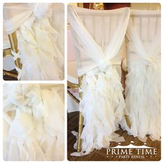 Wedding Rentals | Dayton Tent Rentals | Wedding Accessories | Linen Rentals | Chair and Table Rentals | China and Flatware Rentals | www.primetimepartyrental.com