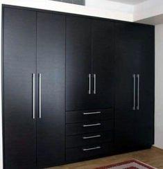 Built-in Closets - contemporary - closet organizers - miami - Dayoris Custom Woodwork