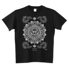 多様性 黒 | デザインTシャツ通販 T-SHIRTS TRINITY(Tシャツトリニティ)