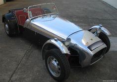 Vente voiture ancienne de collection : Lotus Seven S2 Super Seven 1500 1962 - Petite annonce véhicule et automobile