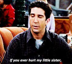 Friends gifs and funny things Joey Friends, Friends Cast, Friends Gif, Friends Moments, Friends Series, Friends Show, Friends In Love, Ross Geller, Joey Tribbiani