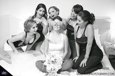 Las damas de honor de Phos Photography | www.matrimonio.com.co