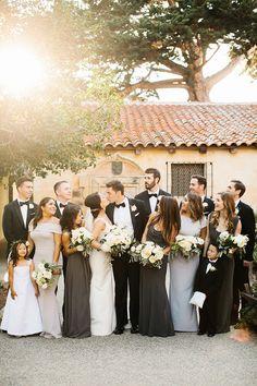 Holman Ranch Wedding   Carmel Wedding - BrittRene Photo