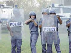 Police shoot dead 36 South African miners