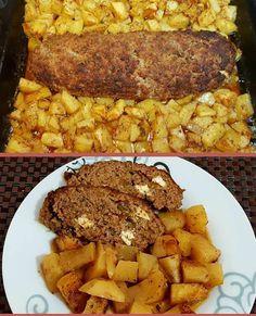 Gf Recipes, Cookbook Recipes, Greek Recipes, Desert Recipes, Food Network Recipes, Low Carb Recipes, Cooking Recipes, Healthy Recipes, The Kitchen Food Network