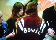 Christiane F Photo: Christiane and Babsi at Bowie concert. This Photo was uploaded by raqratatat Best Costume Design, The Illusionist, Always Love You, David Bowie, Crime, Film, Concert, Music, Movies