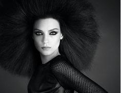 Photography by Luigi & Iango #luigiandiango Vogue Germany Kati Nescher