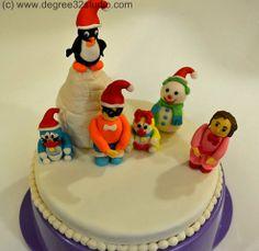 Cake Images With Name Raju : Chota Bheem sugar crafted cake Cakes Pinterest Sugar ...